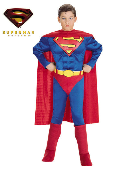 Kids Superman Costume R-14063