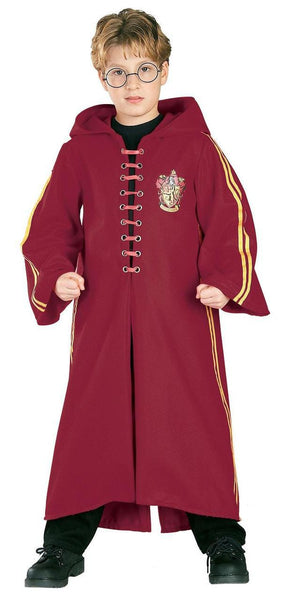 Kids Harry Potter Costume - Quidditch Red Robe