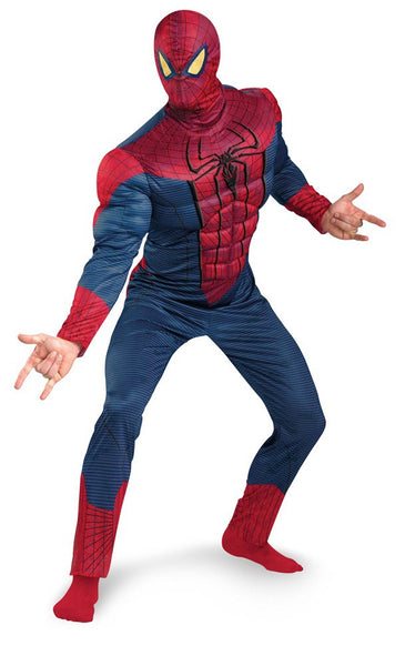 Adult Amazing Spider-Man Muscle Costume