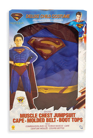 Kids Superman Actionwear Boxed Set