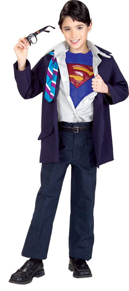 Kids Superman Returns Reversible Clark Kent / Superman Costume