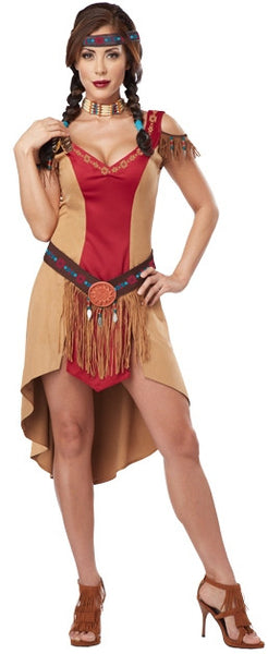 Adult Native Beauty Costume