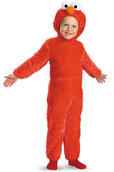 Kids Elmo Comfy Fur Costume