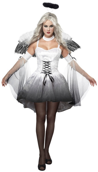 Adult Angel of Darkness Costume