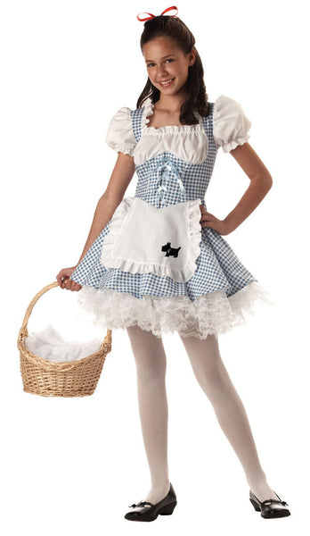 Tween Storybook Dorothy Costume