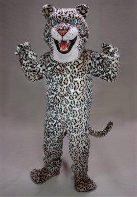 Fierce Leopard Mascot