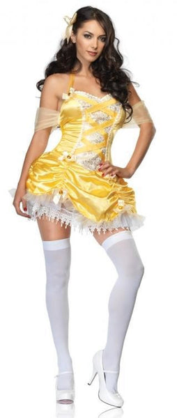 Adult Flirty Belle Costume