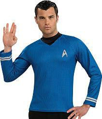 Adult Spock Costume