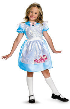 Kids Disney Alice in Wonderland Costume