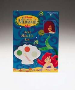 Child Ariel Make-up Kit