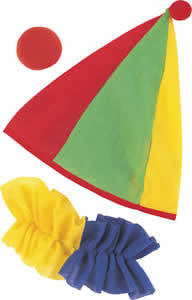 Child Clown accessoryKit