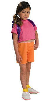 Dora The Explorer Toddler Costume