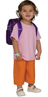Dora The Explorer Toddler Deluxe Costume