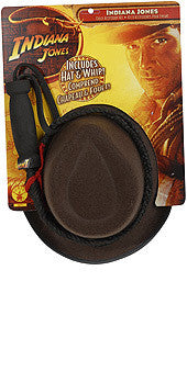 Kids Indiana Jones Hat and Whip