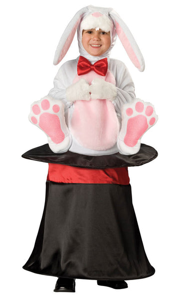 Kids Bunny in Hat Costume