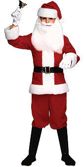 Kids Santa Boy Costume