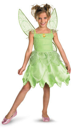 Kids Tinkerbell & The Fairy Rescue Classic Costume