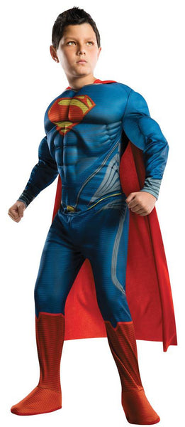 Kids Deluxe Superman Costume