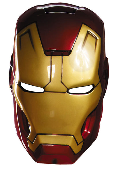 Adult Iron Man Vacuform Mask