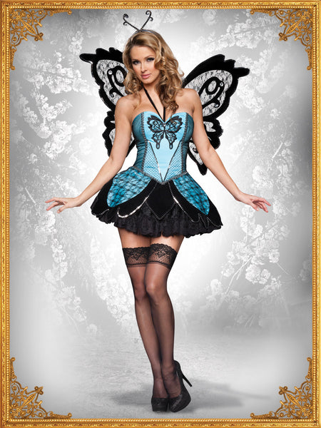 Adult Beautiful Butterfly Costume