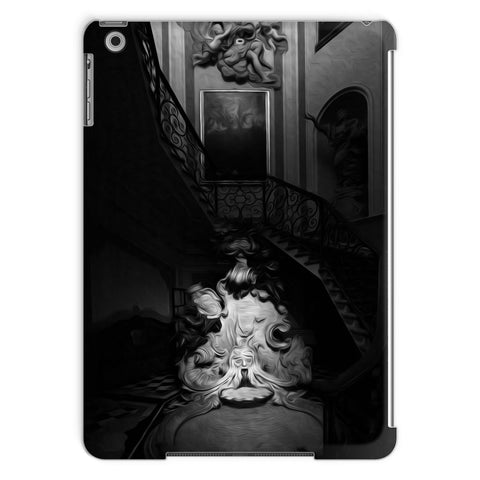 Cast Of Light Tablet Case by Adrian Rodriguez - louisacatharinedesign