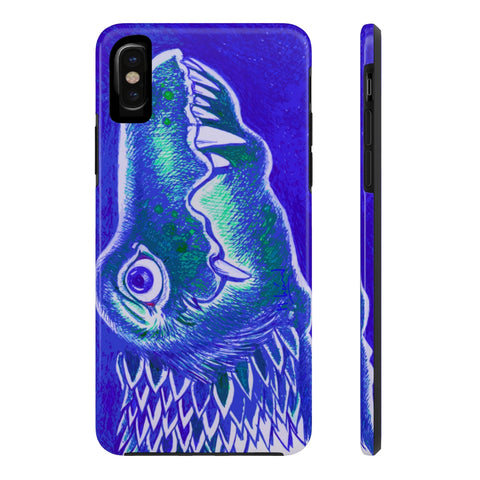 Michel Lienard Reptile Tough Phone Case - louisacatharinedesign