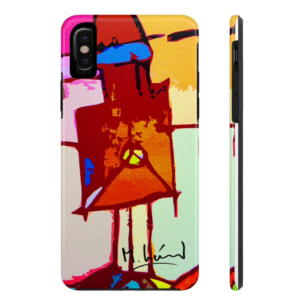 Michel Liénard Contemporary Art Limited Edition Tough Phone Case