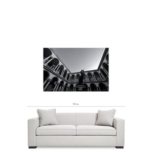 Napoleon's Heirs Visual Art Canvas by Adrian Rodriguez