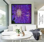 Flower I Framed Canvas Art - louisacatharinedesign