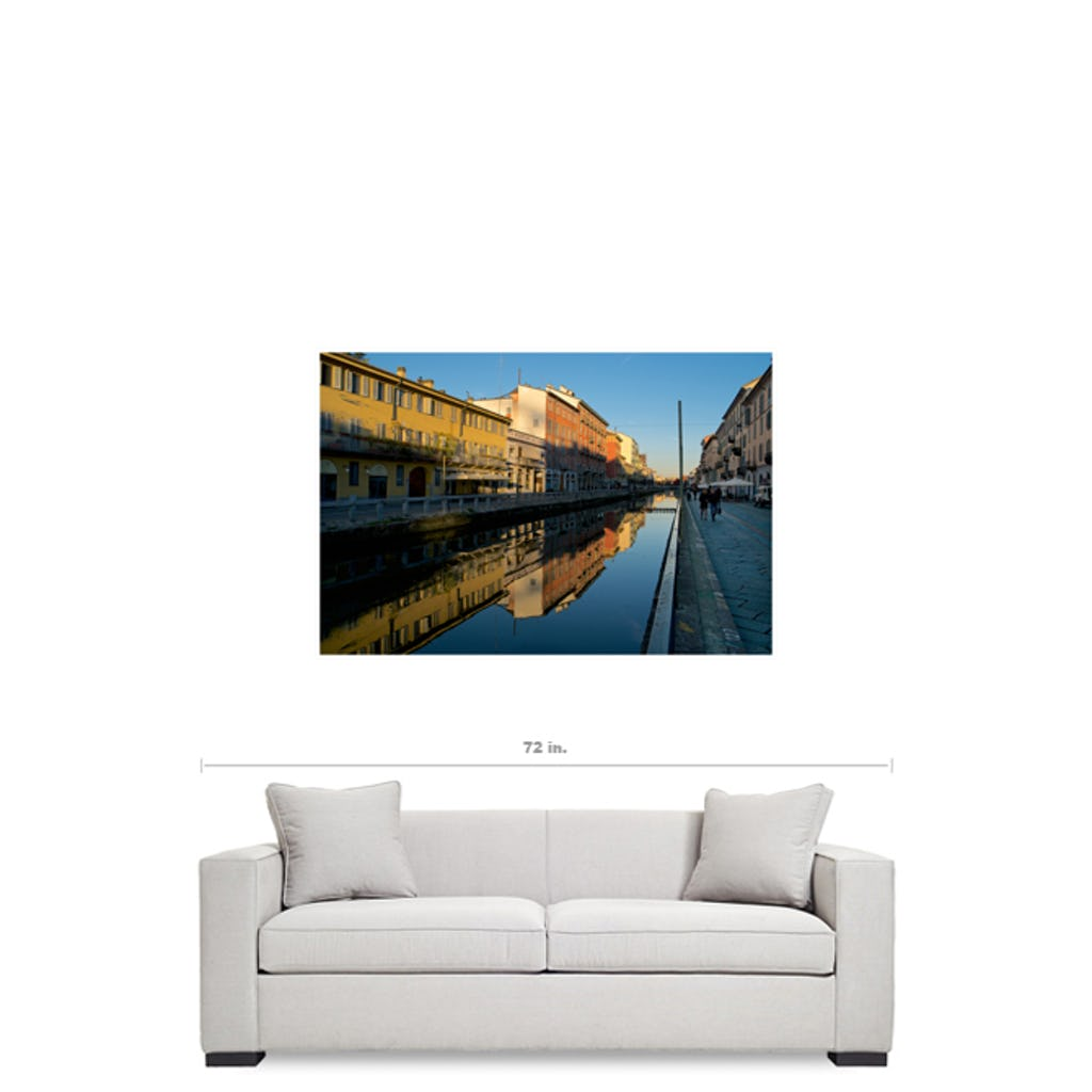 Milano Moments Wall Art Canvas