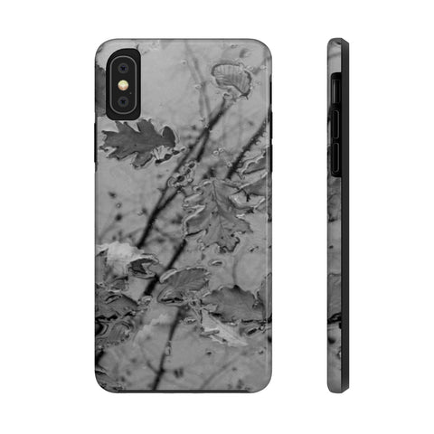 Case Mate Tough Phone Case by Adrian Rodriguez Leaves - louisacatharinedesign