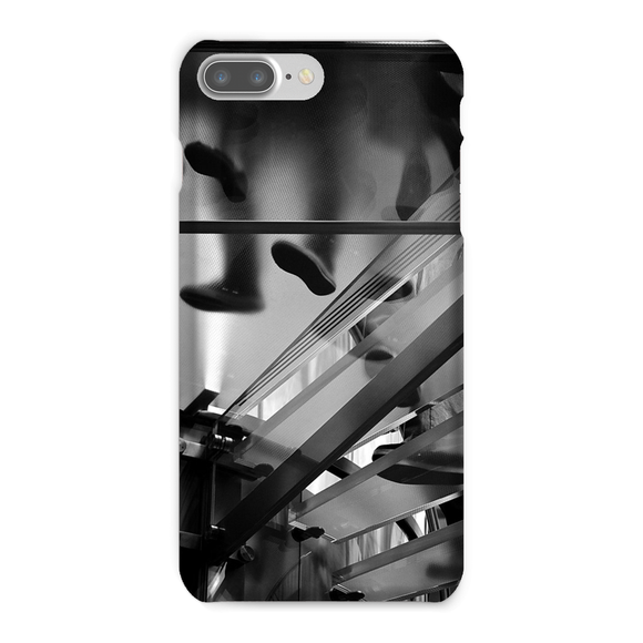 Adrian Rodriguez Footprints Phone Case