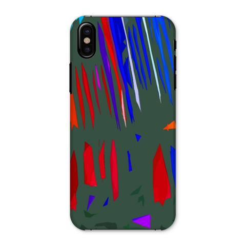 Michel Liénard Contemporary Multicolored Art Phone Case - louisacatharinedesign