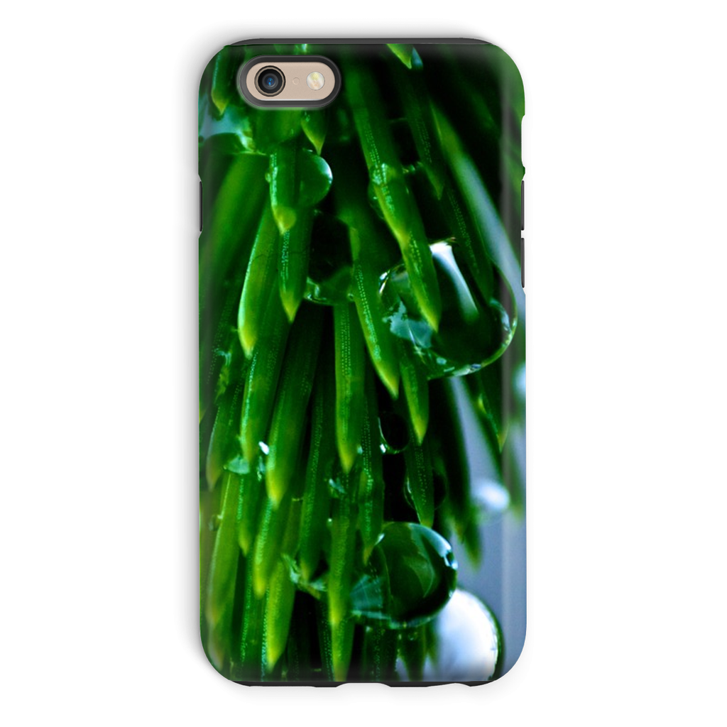 'After The Rain' Visual Artwork by Adrian Rodriguez Phone Case