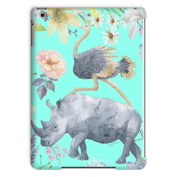 'Best Friends Make All Things Possible' Tablet Case by Louisa Catharine