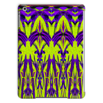 Patterned Floral Stripes by Louisa Catharine Tablet Case