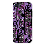Seventies Inspiration II by Louisa Catharine Phone Case