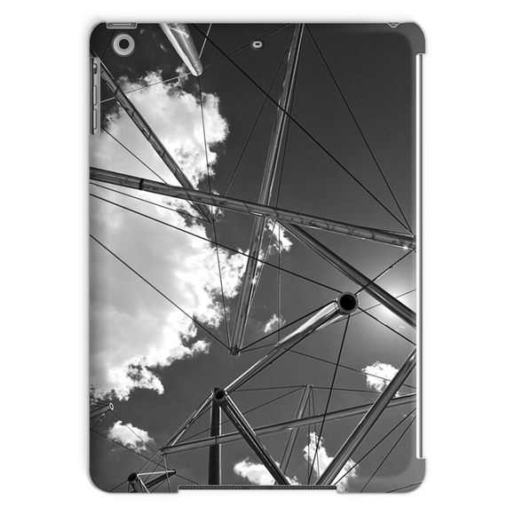 'Pipe Dreams' Visual Art by Adrian Rodriguez Tablet Case