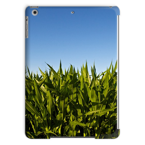 Cornfield Tablet Case by Adrian Rodriguez - louisacatharinedesign