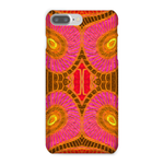 'Solar Orange' by Louisa Catharine Phone Case
