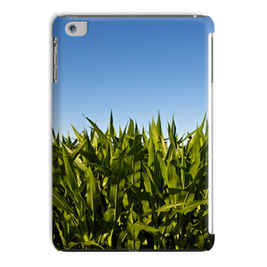 'Cornfield' Visual Art by Adrian Rodriguez Tablet Case