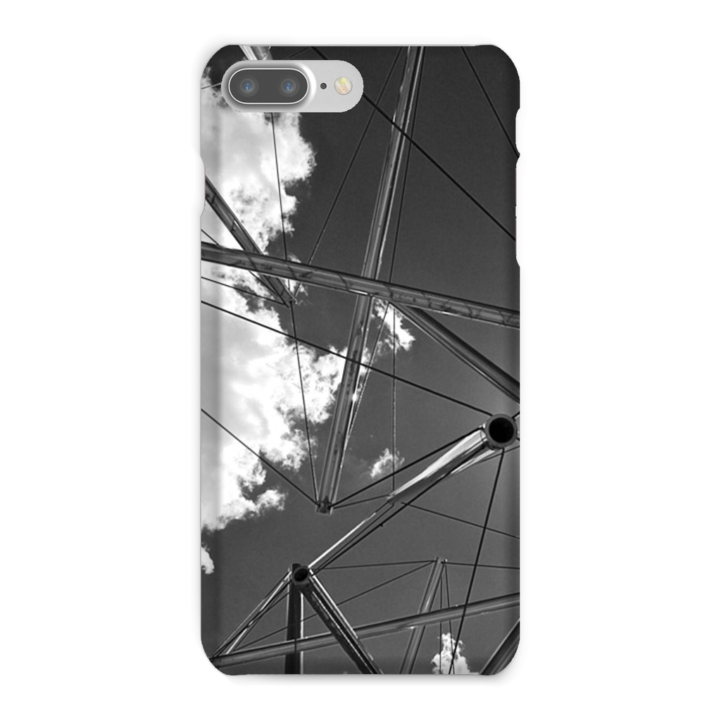 'Pipe Dreams' Visual Art by Adrian Rodriguez Phone Case