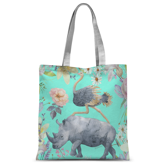 'Best Friends Make All Things Possible' Tote Bag by Louisa Catharine