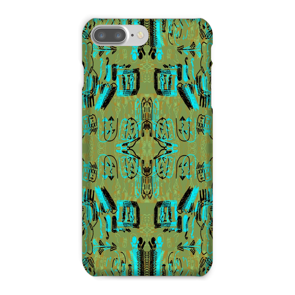 'Rush Hour' by Adrian Rodriguez Phone Case