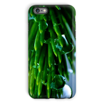 'After The Rain' Visual Artwork by Adrian Rodriguez Phone Case - louisacatharinedesign