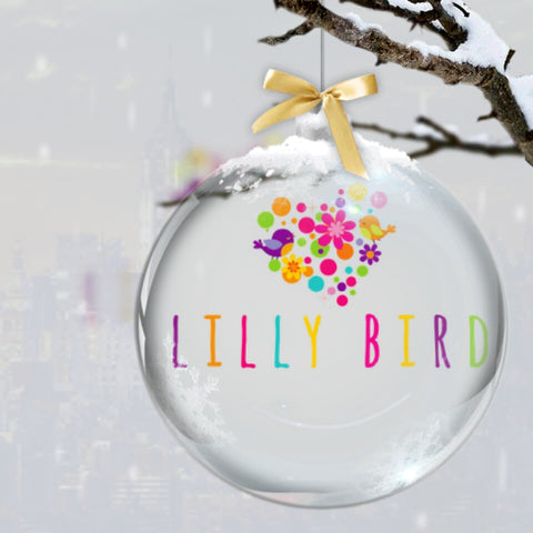 lilly bird globe