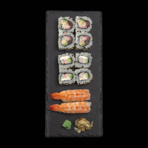 Sushi Box - Ebi Mix - 10 buc