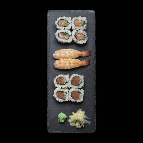 Sushi Box Trio Mix