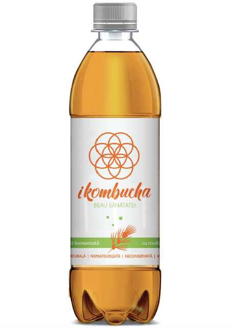 I love Kombucha - Roiboos - 500 ml