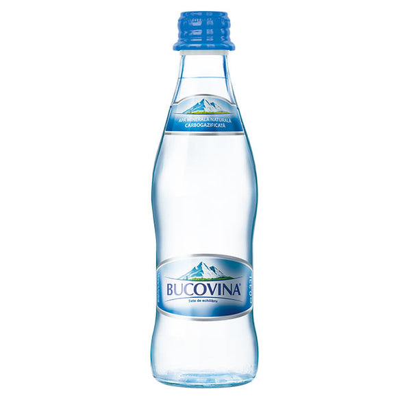Bucovina - apa carbo - 330 ml